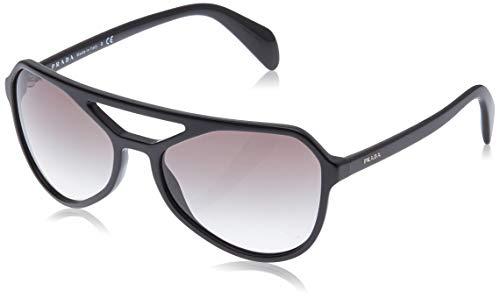 Ray-Ban 0pr 22rs Montures de lunettes, Noir (Black), 58 Homme