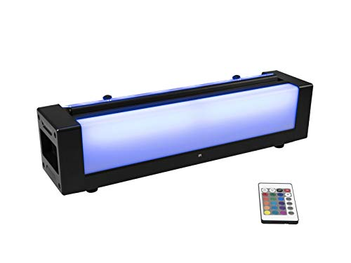 EUROLITE AKKU Bar-6 Glow QCL Flex QuickDMX | Neigbare AKKU-LED-Leiste und Mood-Light mit 4in1-LEDs und QuickDMX