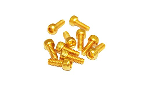 Revers Escape Pro + Black One Pedal Alu Pin Set US goldfarben