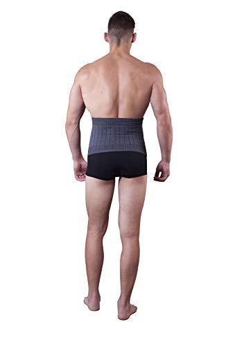 Hochwertiger Kaschmir Nierenwärmer (65-100 cm), Rückenwärmer, Wärme-Gürtel, Leibwärmer
