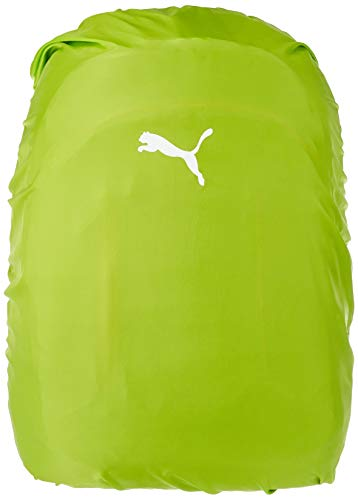 Puma Packable Rain Cover Lime Green, X