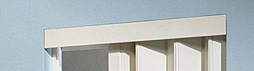 Marely Rapid Internal Concertina Door 880mm White