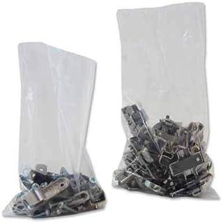 PE-Flachbeutel, 160x250mm, 100µ (BxL), transparent, geeignet für Lebensmittel, 1000 Stk. B07H5TCN4K  Ausgezeichnete Qualität