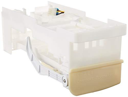 Samsung DA97-07603B Freezer Ice Maker Assembly , white