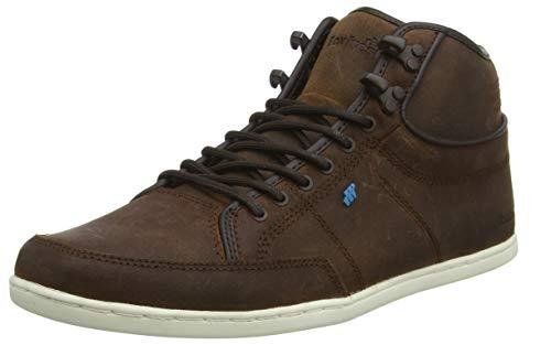 Boxfresh Herren Swapp 3 Sneaker, Braun (Bitter Choc Bt CHC), 38 EU