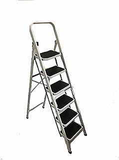 Hail Metal Ladder 6 Steps - Super Lux