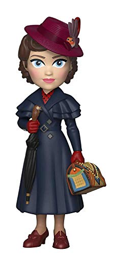 Funko 33913 Rock Candy: Disney: Mary Poppins: RC 1, Multi