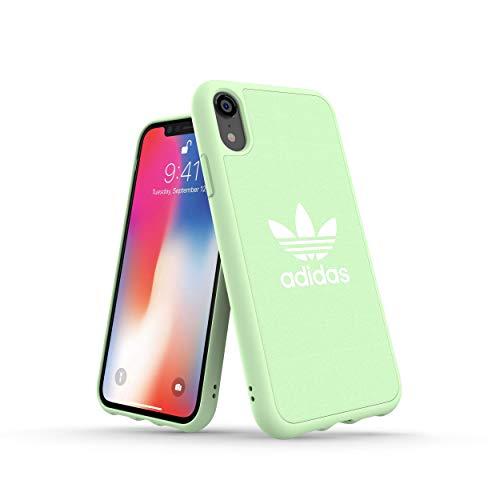 Adidas Originals Adicolor Coque Moulded pour iPhone XR Vert Menthe