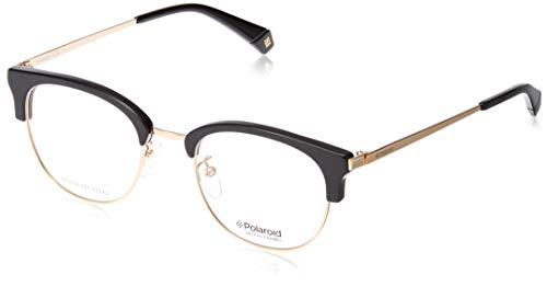 Polaroid PLD D368/F Gafas, Oro Negro, 50 Unisex Adulto