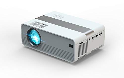 Technaxx Mini-LED HD Beamer TX-127 - Heimkino|TX-127|1-20|0-1000|Kann über AV, VGA oder HDMI mit Computer/Notebook, Tablet, Smartphone und Spielekonsolen verbunden werden|USB Stick|USB Stick
