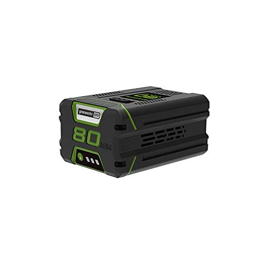 Greenworks 80V 2 Ah Batería de iones de litio