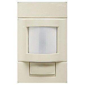 Large Area Wall Switch Sensor; Passive Infared (PIR); Ivory; LWS IV Sensor Switch