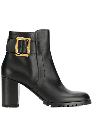 BALLY Luxury Fashion Damen 6228078BLACK Schwarz Stiefeletten | Herbst Winter 19