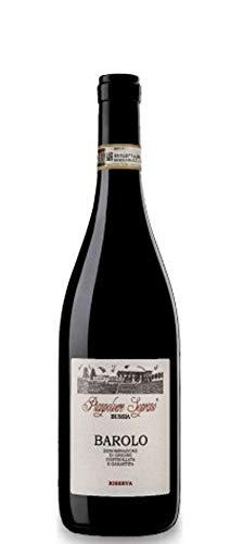 """Barolo D.O.C.G. Barolo Bussia """"Riserva 7 Anni"""" Pianpolvere Soprano 2010 Rocche dei Manzoni Rosso Piemonte 14,5%"""