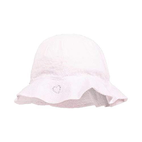 maximo Chapeau de Soleil brodé Coeur Chapeau bébé, Blanc