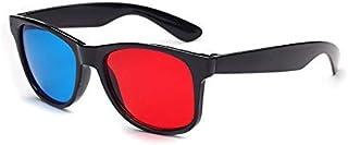ユニバーサル3Dメガネテレビ映画次元アナグリフのビデオフレームの3Dメガネ