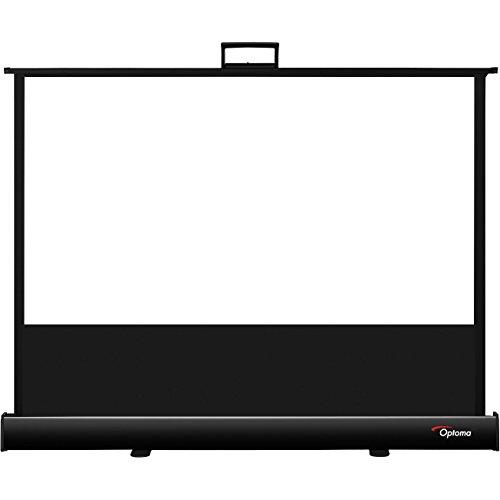 Optoma DP-9046MWL - Pantalla despegable para proyectores de 46''