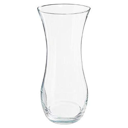 Paris Prix Atmosphera Créateur d'intérieur - Vase en Verre Silhouette 25cm Transparent