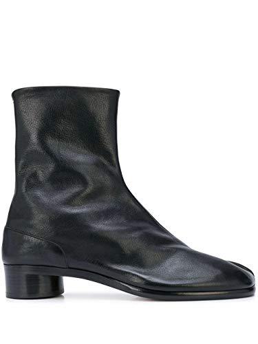 Maison Margiela Luxury Fashion Uomo S57WU0153PR516T8013 Nero Pelle Stivaletti | Autunno-Inverno 21