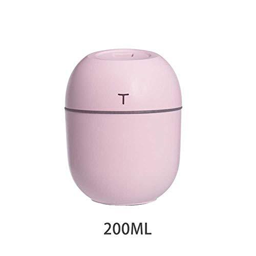 YSNMM Schöne Luftbefeuchter Aromatherapie Für Zu Hause USB UltraschallDiffusor Ätherische Öl Nebel Licht Geschenke