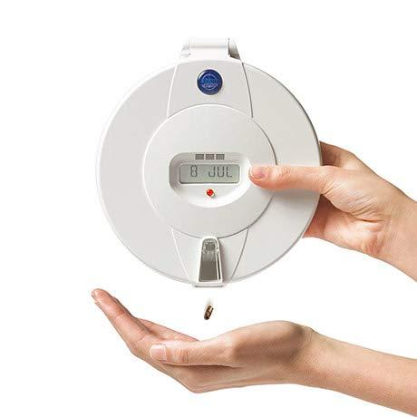 PIVOTELL Advance Automatic Medication Pill Dispenser - Enhanced Security & Advanced Technology
