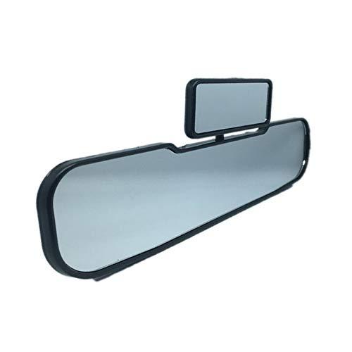 BENGKUI WUWENJIE 300 mm AUTOMISIÓN AUTOMÁTICO Mirador ARQUILLO ANTILIENTE Anti-Glare APRÁS DE LA Ver Cara REPERTENCIA Ángulo de Espejo Panorámico Interior del automóvil Bebé Retrovisor Espejo