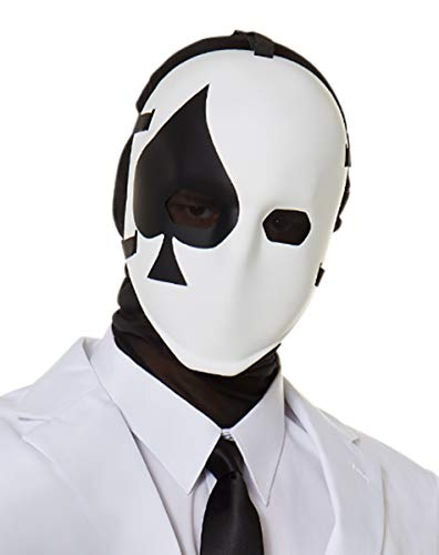 Spade High Stakes Fortnite Mask   Officially Licensed