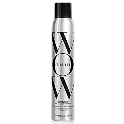 COLOR WOW Cult Favorite Firm and Flexible Hairspray, 10 Oz