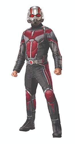 Rubie's Ant-Man Herrenkostüm für Erwachsene grau-rot M / L