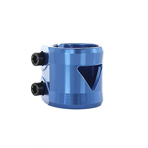 Anaquda Patinete de acrobacias Double Clamp 32/35 (azul)
