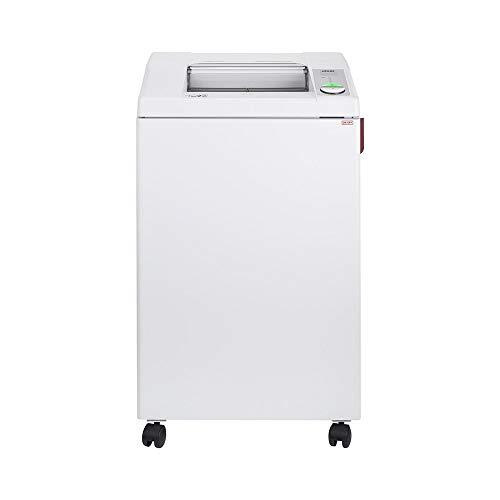 Ideal 3104CC/4x 40mm Cross Shredding, weiß Aktenvernichter–zerstörerischen von Papier (Cross Shredding, 31cm, 4x 40, 120l, weiß, 640W)