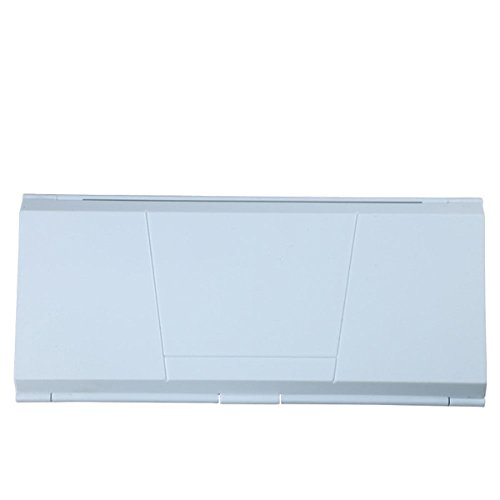 Caja vacía de acuarela, paleta de pintura, 12 x 26,4 cm, 24 unidades