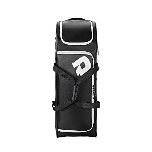 DeMarini Momentum Wheeled Bag 2.0 Series - Team White