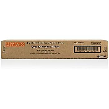 Original Utax 662510014 Toner Magenta Für Triumph Adler 2500 Ci Bürobedarf Schreibwaren