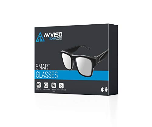 Live Streaming Glasses Camera Full HD with Included 32GB Micro SD