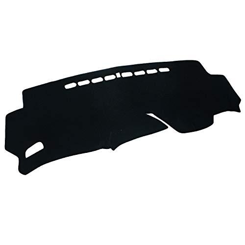 TORIBIO 適合 ホンダ 新型フィット GK3 GK4 GK5 GK6(2013年9月~)車内 ダッシュボードカバー 車内 内装 日焼け防止 ダッシュボードライト保護マット 車種専用設計