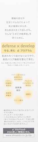 資生堂『dプログラムアクネケアローションW』