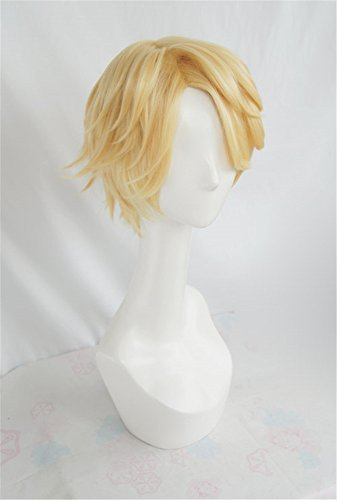 LanTing A no Hana Honma Meiko Silver Mix Long Styled Woman Cosplay Party Fashion Anime Human Costume Full wigs Synthetic Hair Heat Resistant Fiber