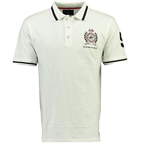 Geographical Norway Polo Manches Courtes Coton KWELL SS Men