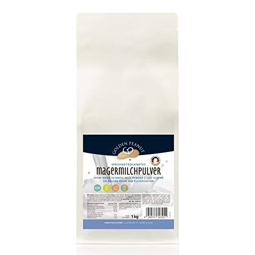 Magermilchpulver sprühgetrocknet 1 kg Instant skimmed cream milk powder