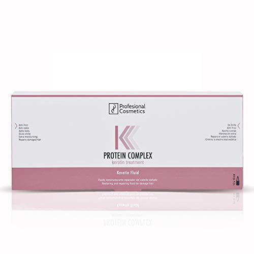 Profesional Cosmetics 2216 Acondicionador de Keratina, 120 ml