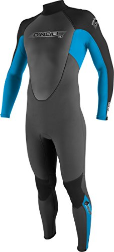 O\'Neill Wetsuits Jungen Neoprenanzug youth reactor 3/2 full, Graphite/Tahiti/Black, 8