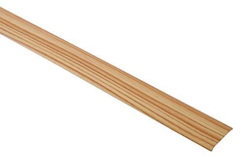 Brinox B811903 Tapajuntas moqueta adhesivo, Madera pino, 82 cm