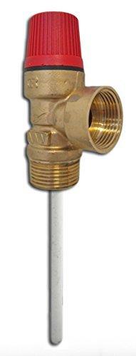 MTS Ariston 969040 & di pressione, valvola di rilevamento della temperatura