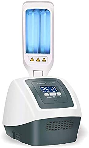 Home Light Therapy Lamp 311nm Narrowband with Two Bulbs 120V 60Hz product image