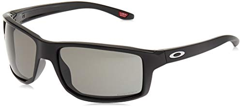 Oakley Unisex-Adult OO9449-0160 Sunglasses, Polished Black, 60