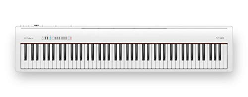ローランド 電子ピアノ (ホワイト)Roland Piano Digital FPシリーズ FP-30-WH