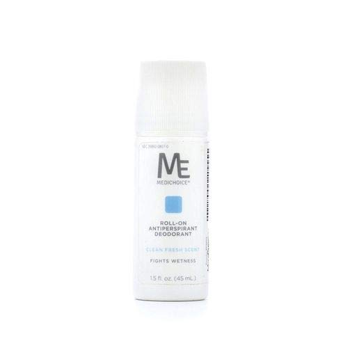 ME Roll On Antiperspirant Deodorant Clean Fresh Scent 1.5 oz 12/Pack