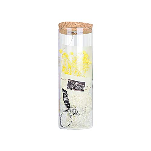 Yukong Guirlande lumineuse lumineuse à LED pour intérieur et extérieur Fonctionne avec des piles, Fleur, jaune, 18.5 x 6.5x 6.5cm