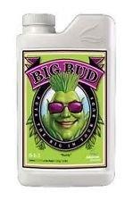 Advanced Nutrition Big Bud Engrais booster de floraison Dr Hornby 1 l